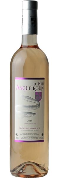 Côtes de Provence Petit Angueiroun 2019