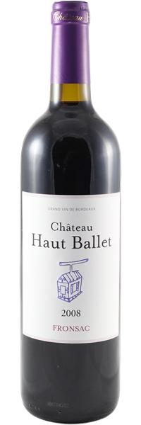 Château Haut Ballet 2008