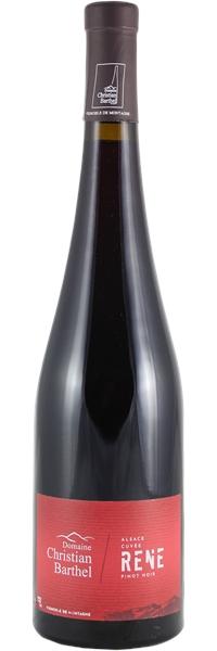 Alsace Pinot Noir Barrique Cuvée René 2019