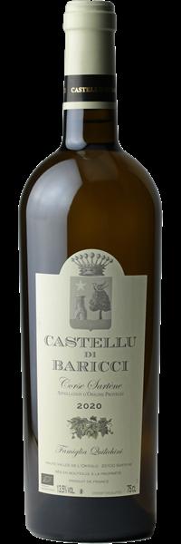 Castellu di Baricci Corse Sartène 2020