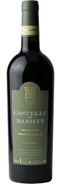 Castellu di Baricci Réserve Perpetuelle