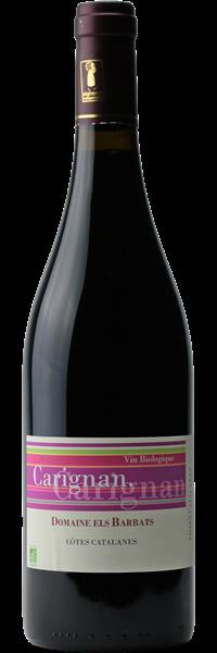 Côtes Catalanes Carignan 2016