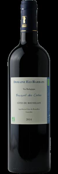 Côtes du Roussillon Bouquet des Cistes 2014