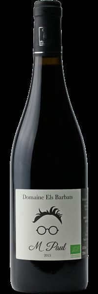 Côtes du Roussillon Monsieur Paul 2015