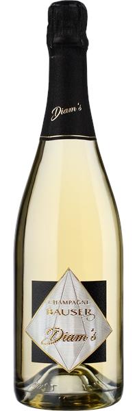 Champagne Cuvée Diam's