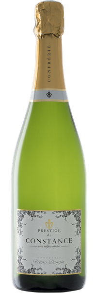 Crémant de Bourgogne Prestige de Constance Extra-Brut 2018