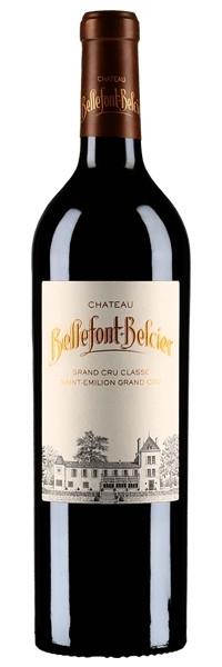 Château Bellefont Belcier Grand Cru Classé 2016