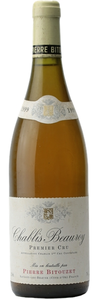 Chablis 1er Cru Beauroy 1999