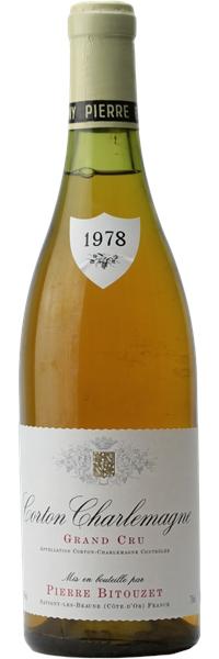 Corton-Charlemagne 1978