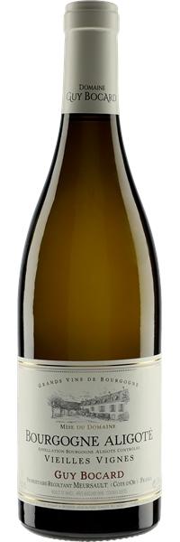 Bourgogne Aligoté Vieilles Vignes 2015