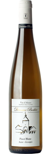 Alsace Pinot Blanc St Georges 2019