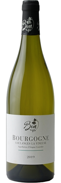 Bourgogne Coulanges-la-Vineuse 2019