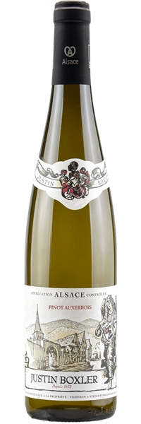 Alsace Pinot Auxerrois 2018