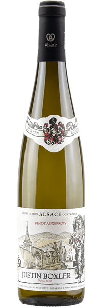 Alsace Pinot Auxerrois 2019