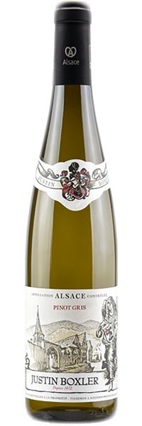 Alsace Pinot Gris 2019
