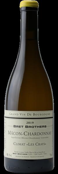 Mâcon Chardonnay Les Crays 2019