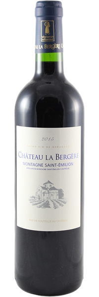 Château La Bergère 2015