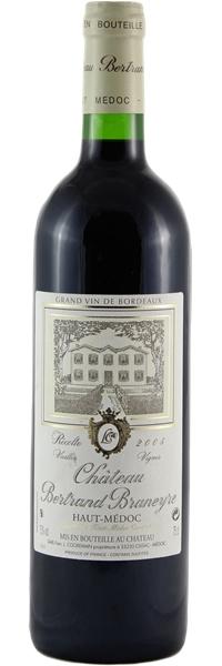 Château Bertrand Braneyre Vieilles Vignes 2005