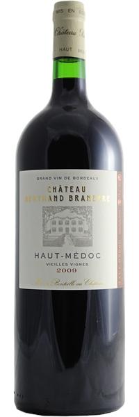 Château Bertrand Braneyre Vieilles vignes MAGNUM 2009