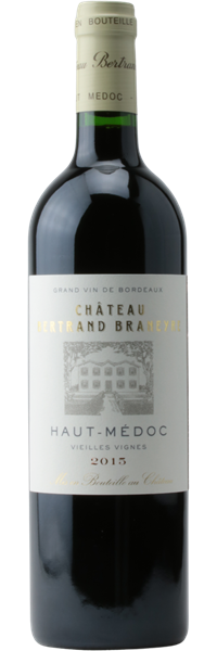 Château Bertrand Braneyre Vieilles Vignes 2015
