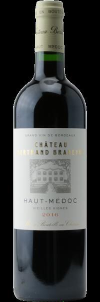 Château Bertrand Braneyre Vieilles Vignes 2016