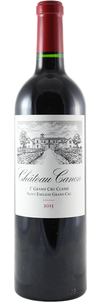 Château Canon 2015