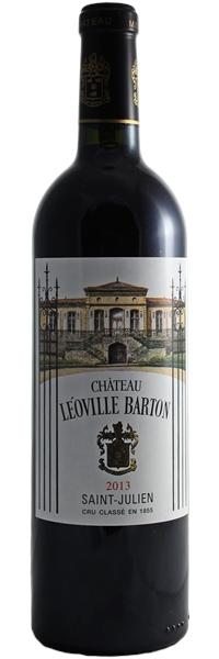 Château Leoville Barton 2013