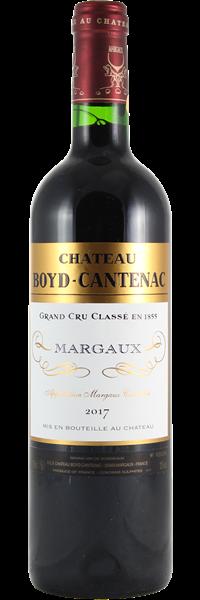 Château Boyd-Cantenac 2017