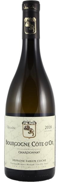 Bourgogne Côte-d'Or Chardonnay 2018
