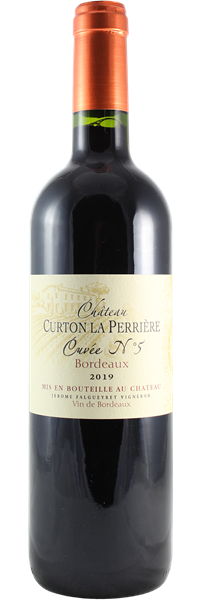 Château Curton la Perriere N°5 2019