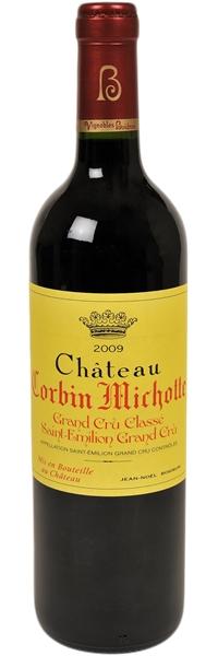 Château Corbin Michotte Saint-Emilion Grand Cru Classé 2009