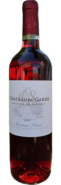 Château du Garde Bordeaux Clairet 2019