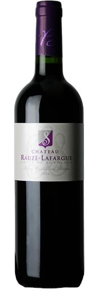 Côtes de Bordeaux Château Rauzé-Lafargue 2016