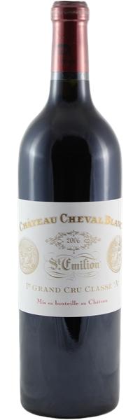 Château Cheval Blanc Saint-Emilion 1er Grand Cru Classé A 2006