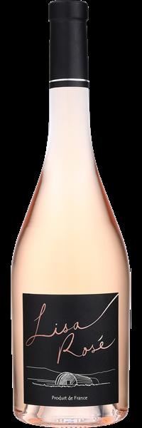 Coteaux d'Aix-en-Provence Lisa Rosé 2020