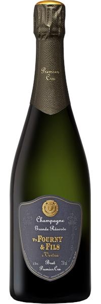 Champagne premier cru Grande Réserve Brut Vertus