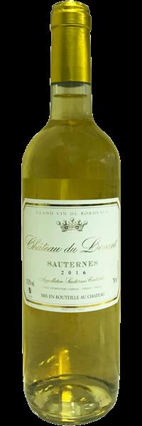 Château du Levant Sauternes 2016