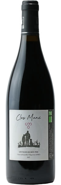 Côtes du Roussillon Les Aspres Les Vignes de Mon Père 2017
