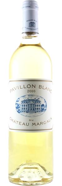 Château Margaux Pavillon Blanc 2016