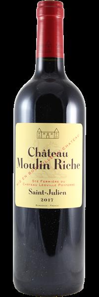 Château Moulin Riche Saint-Julien 2017