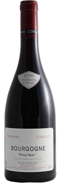 Bourgogne Pinot Noir 2016