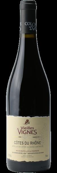 Côtes du Rhône Vieilles Vignes 2019