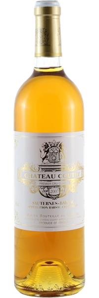 Château Coutet 2007