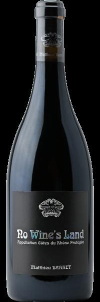 Côtes du Rhône No Wine's Land 2020