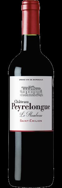 Château Peyrelongue Saint-Emilion Le Flambeau 2019