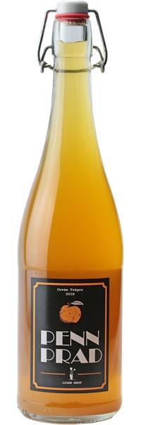 Cidre Cuvée Trégor 2018