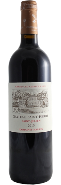 Château Saint-Pierre 2015