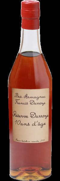 Bas-Armagnac Réserve 10 ans d'âge