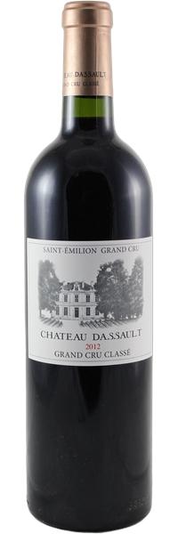 Château Dassault 2012
