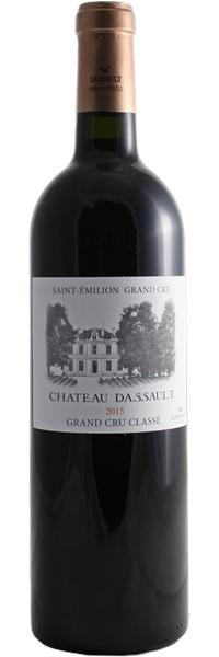 Château Dassault 2015